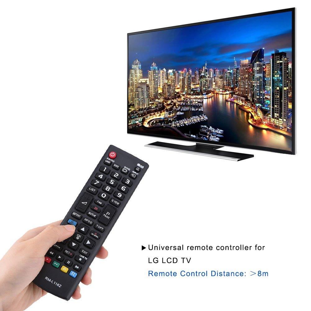 Richer-R Control Remoto Universal,Controlador Remoto de Repuesto para LG LCD TV,Mando a Distancia para LG Smart TV: Amazon.es: Electrónica