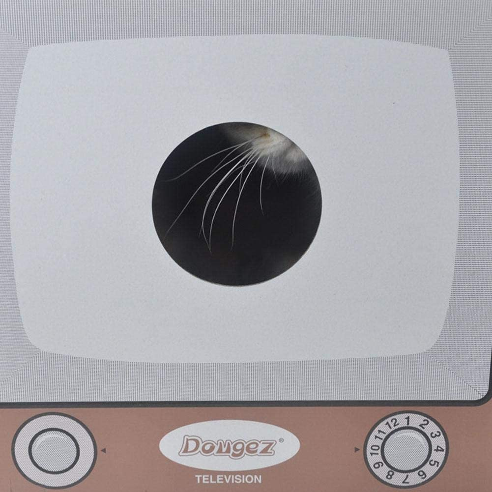 cliff.l Cat Nest - Casa Estilo Gatito para TV Caja de Papel ...