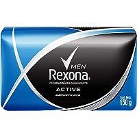 Rexona Rexona jabon en barra active para hombre 150g