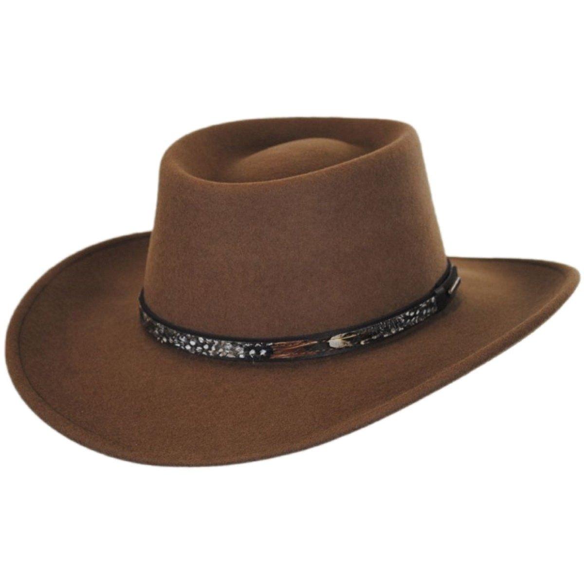 Stetson Kelso Crushable Hat (Large ef21eab3ddc