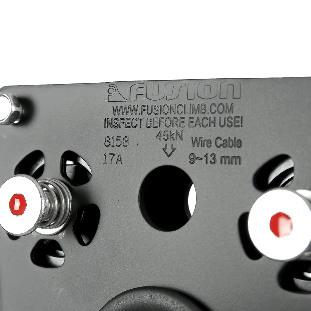 Fusion Climb Z-Max FP-8159 ZIPLINE PULLEY