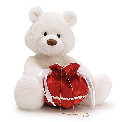 """Gund Valentine's Rosie 12"""" Plush: Toys & Games"""