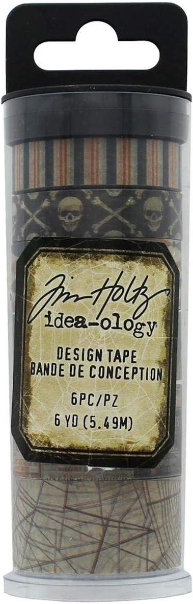 Design Tape Tim Holtz Halloween Idea-Ology