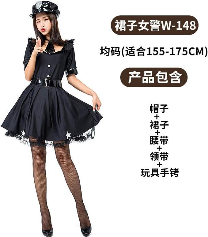 Disfraz de Halloween para Adultos, Falda de Corbata para Mujer ...