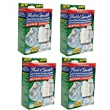 Fluidmaster 8300P8 Flush 'N' Sparkle Toilet Bowl Cleaning System (4 pack)
