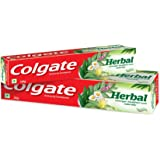 Colgate Herbal Toothpaste - 200 g with Herbal Toothpaste - 100 g