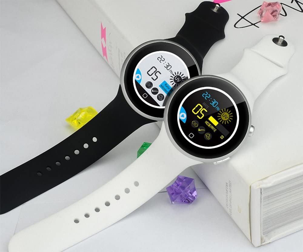 sanniya Haute Luxry Cardiofréquencemètre Smart Watch C5