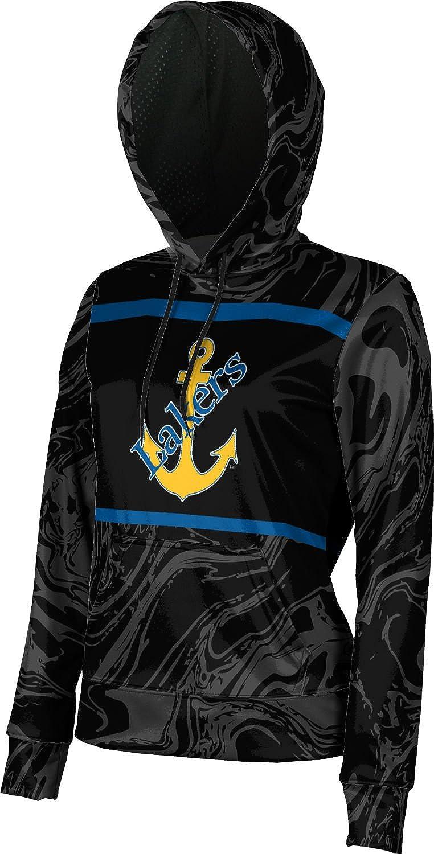 School Spirit Sweatshirt Gameday Lake Superior State University Girls Pullover Hoodie
