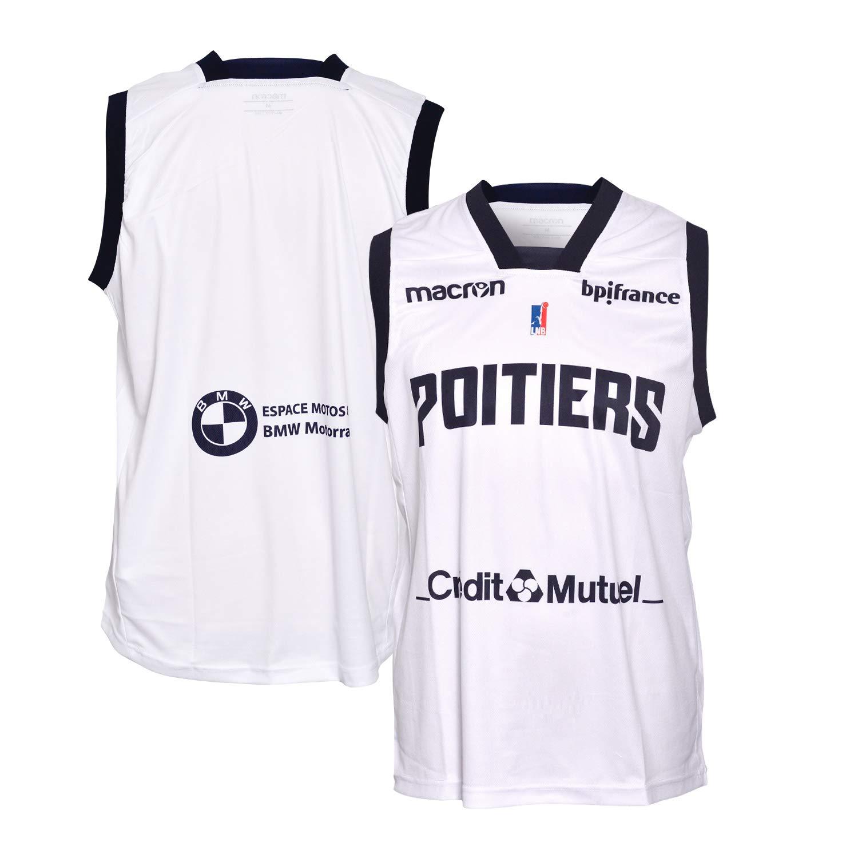 Poitiers Basket 86 - Camiseta Oficial de Baloncesto 2018-2019 ...