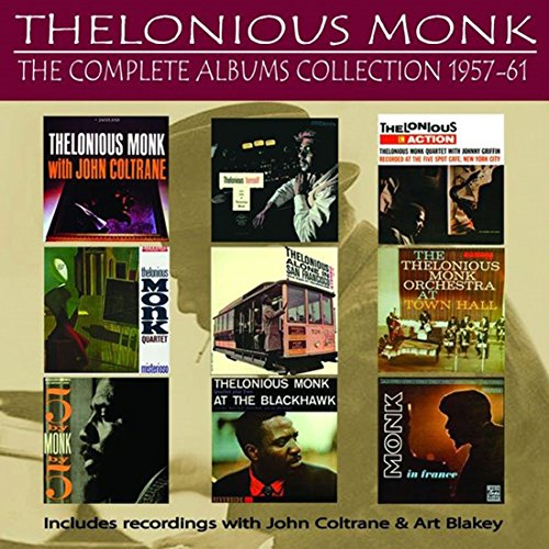 Thelonious Monk - Complete Albums Collection 1957-61