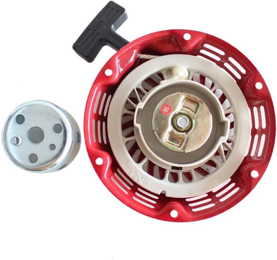 FDJ Pack of Starter Cup Pull Start Recoil Starter for Honda Gx120 Gx140 Gx160 Gx200 Generator Engine Motor Parts