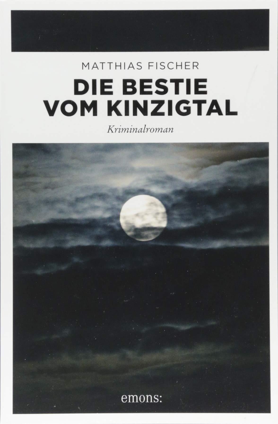 Die Bestie vom Kinzigtal: Kriminalroman (Dr. Caspari)