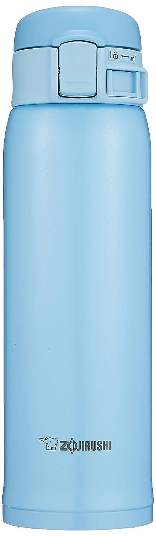 Zojirushi SM-SE48AL Stainless Steel Vacuum Insulated Mug, 16-Ounce, Light Blue