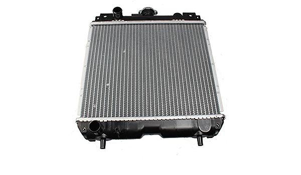 Zirgo OEM Replacement Radiator ZFRDA578