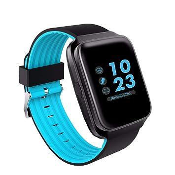 YOMRIC Smartwatch Z40 Plus Pulsera Inteligente Monitor de Ritmo ...