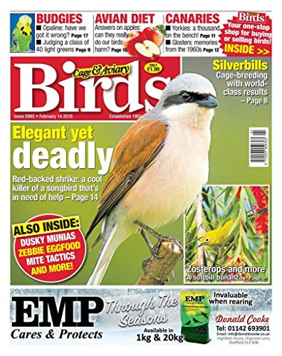 Cage & Aviary Birds (Magazine Bird)