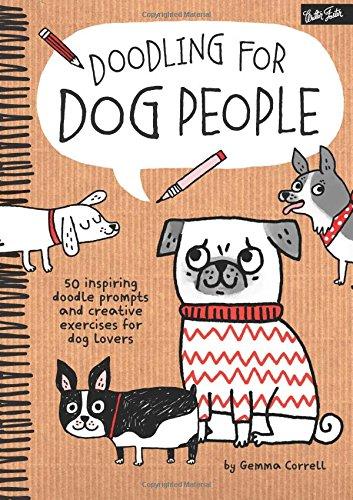 Doodling Dog People inspiring exercises product image