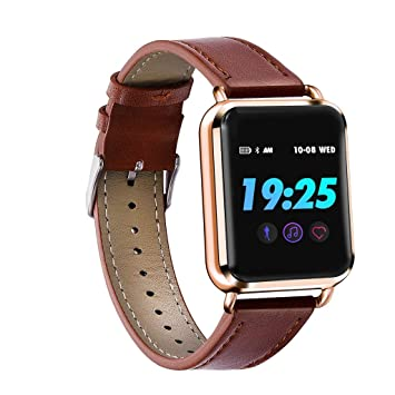 Amazon.com : Big Q3 Smart Watch Waterproof Blood Oxygen ...