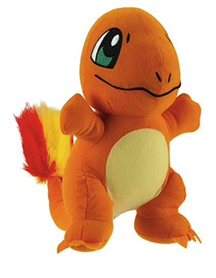 Tomy Pokemon Plush Charmander 9/'/' Stuffed Toy Doll