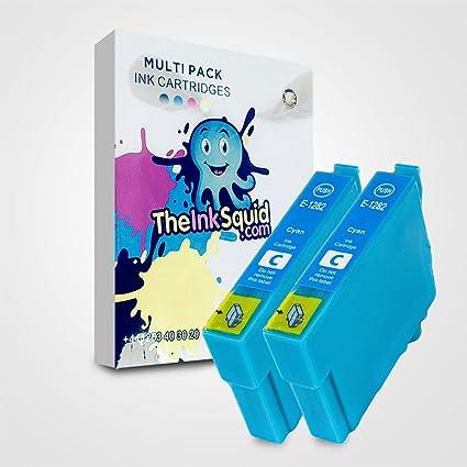 La tinta calamar T1285 Fox compatible Cartuchos de tinta de ...