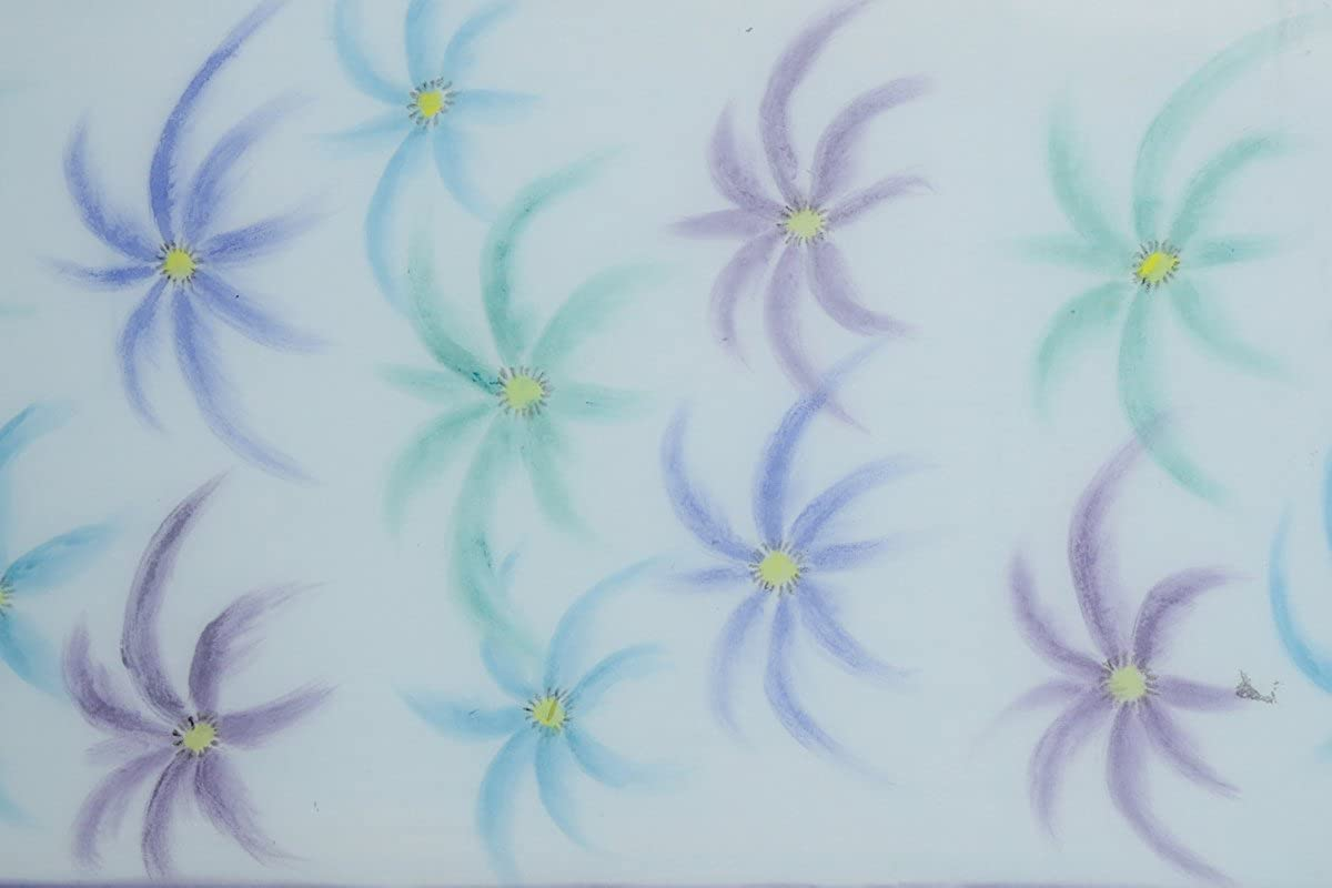 Cafsew Colours Womens Stole CG-LAITU-05, Blue Poly Georgette