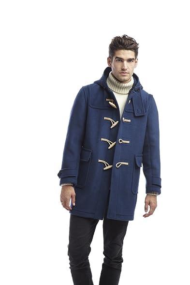 Mens Soho Elegance Duffle Indigo at Amazon Men's Clothing store: