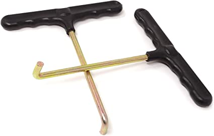 Trampoline Spring Tool T-Hook Puller Hand Tool Hook Good Quality Durable