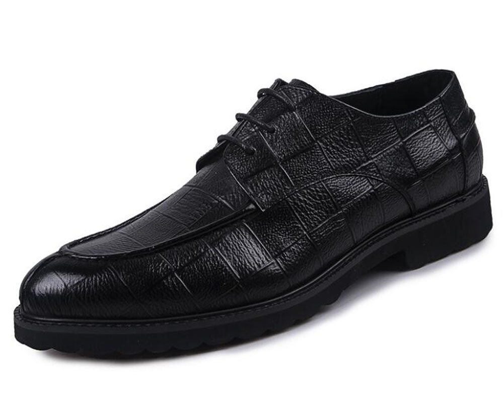 SHIXRAN Männer Oxford 2017 Business-Anzüge Herrenschuhe High-Grade Leder Leder Gürtel Leder Schuhe Echte Hochzeit Schuhe