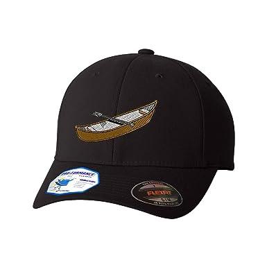 28d3e9c567f Amazon.com  Canoe Flexfit Adult Pro-Formance Hat  Clothing