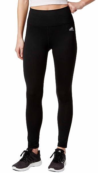 e372abb04c6f0 adidas Women's Climalite Performance Leggings (Black, Medium): Amazon.ca:  Sports & Outdoors