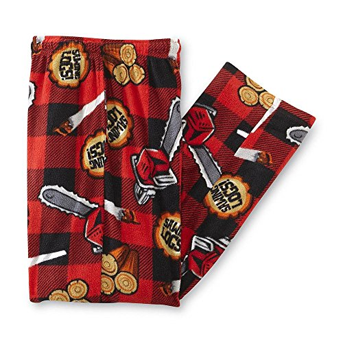 Joe Boxer Fleece Pajama Sawing product image