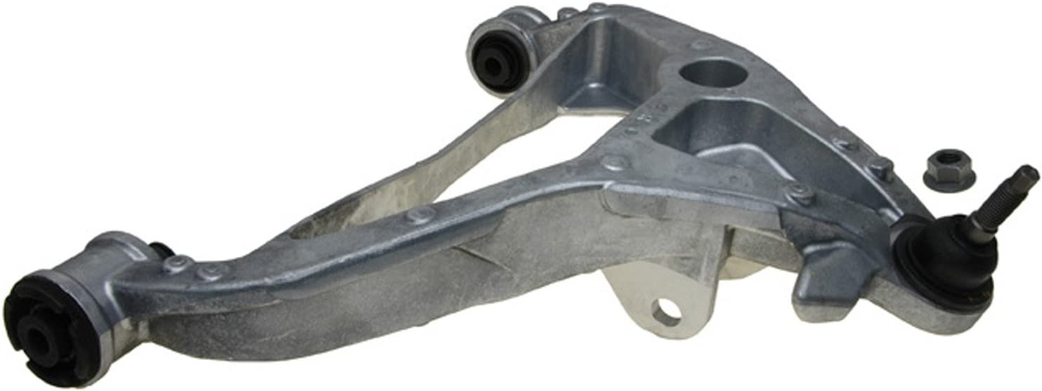 ACDelco 45D3335 Professional Front Driver Side Lower Suspension Control Arm and Ball Joint Assembly