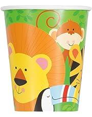 Animal Safari Beverage Napkins