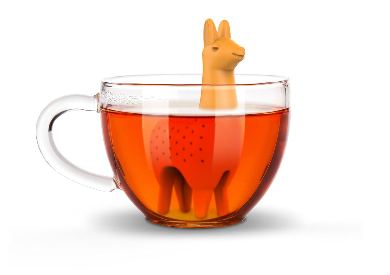 Fred /& Friends Como T/éa Llama Tea Infuser 1 x 1 x 1 cm Orange