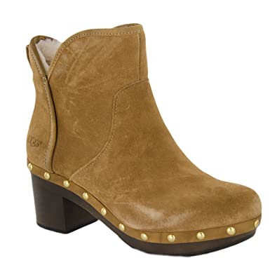 ceb2c31d6f5 Amazon.com | UGG Women's, Cam II Ankle Boot Chestnut 5 M | Ankle ...