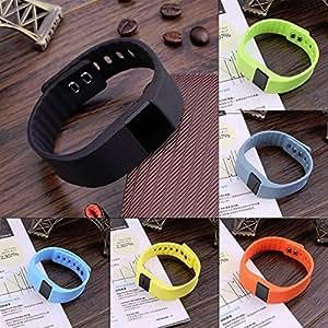 ARBUYSHOP Bluetooth inteligente relojes de la pulsera SmartBand Muñequera podómetro Heath Nueva venta al por mayor