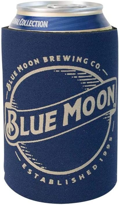 Kolder Licensed Beer Can Bottle Neoprene Beverage Huggie Holders