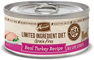 product image for Merrick Limited Ingredient Diet Real Turkey Recipe Cat 24/5Z