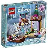 LEGO - 41155 - Disney Princess - Jeu de Construction - les Aventures d'Elsa au Marché