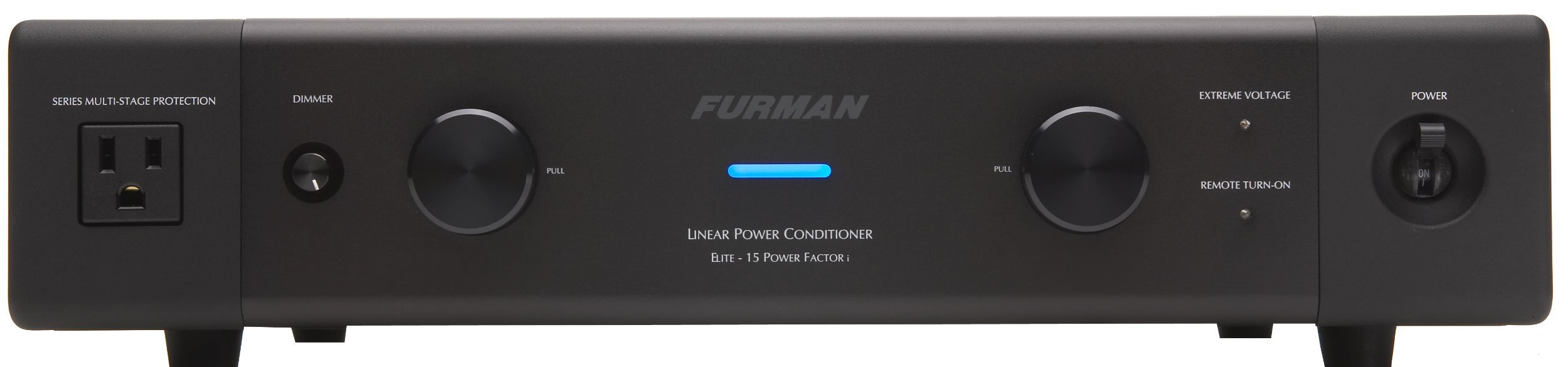 Furman Elite-15 PF i 13-Outlet Linear Filtering AC Power Source (Renewed)