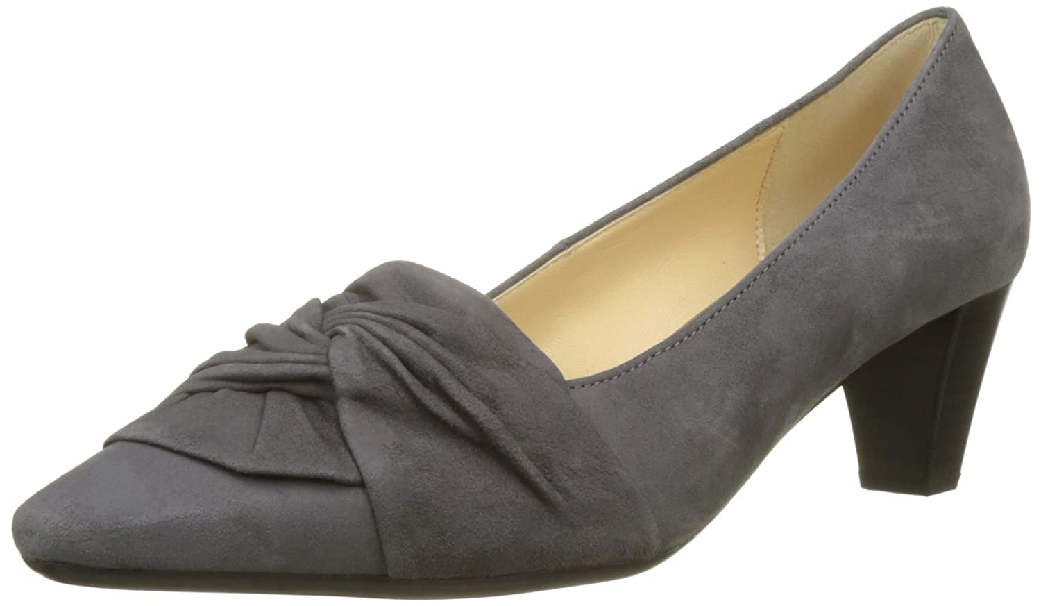 Gabor (Dark-Grau Damen Basic Pumps Grau (Dark-Grau Gabor 19) 518ca7