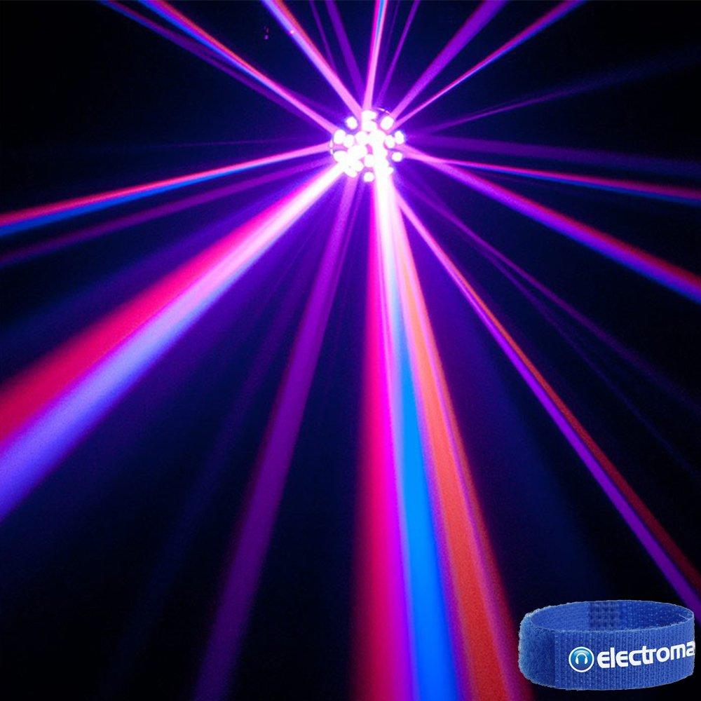 American DJ ADJ Vertigo HEX LED Light 6-in-1: Amazon co uk
