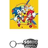 ソニックマニア・プラス - Switch + 『ソニックマニア』ダイキャストキーホルダー セット