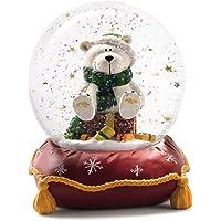 NICI 27665–Bola de Nieve Grande con Oso Polar