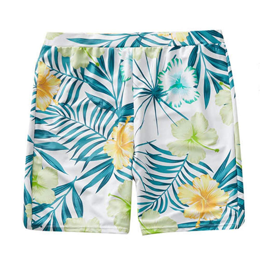 NUWFOR Baby Boys Swimwear Running Surfing Sports Beach Shorts Trunks Board Pants(Z-White,3-4Years) by NUWFOR (Image #3)