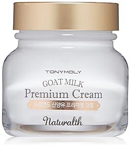 TONYMOLY Goat Milk Premium Cream