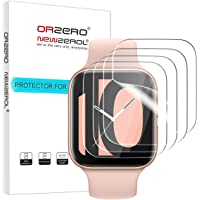 NEWZEROL 4 Packs Compatibel voor OPPO Horloge (41MM Version) Screen Protector TPU High Definition Krasbestendig Anti…
