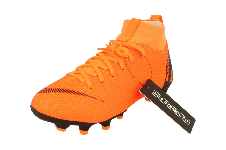 Nike Jr. Superfly VI Academy MG Little/Big Kids' Multi-Ground Soccer Cleat (4)
