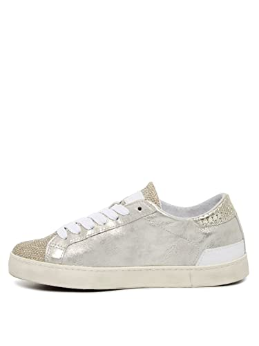 ae20f053dbbb Date Hill Low Stardust Platinum Damen Sneaker 36 Silber  Amazon.de ...
