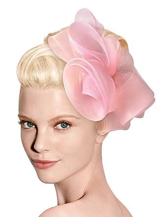 09ccd451 Mr. Song Millinery Crin Hair Fascinator Headband - P572 (White):  Amazon.co.uk: Clothing